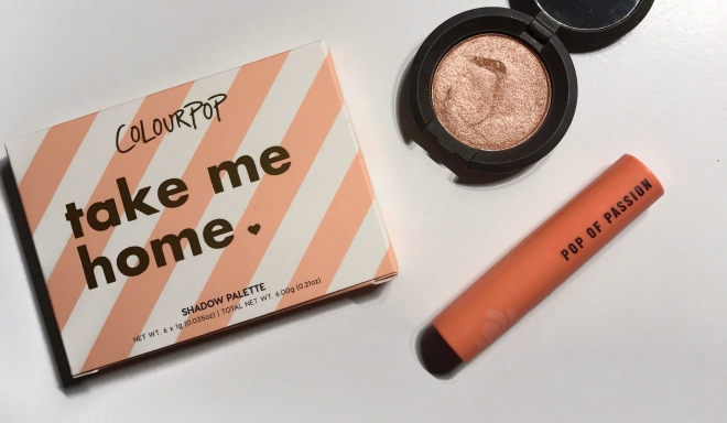BEAUTY FLATLAY ORANGE
