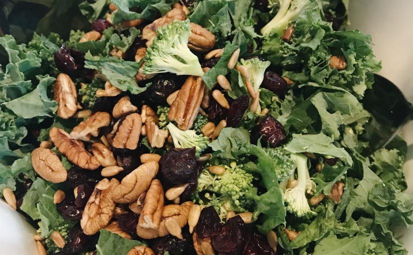 Kale & BroccoliSalad