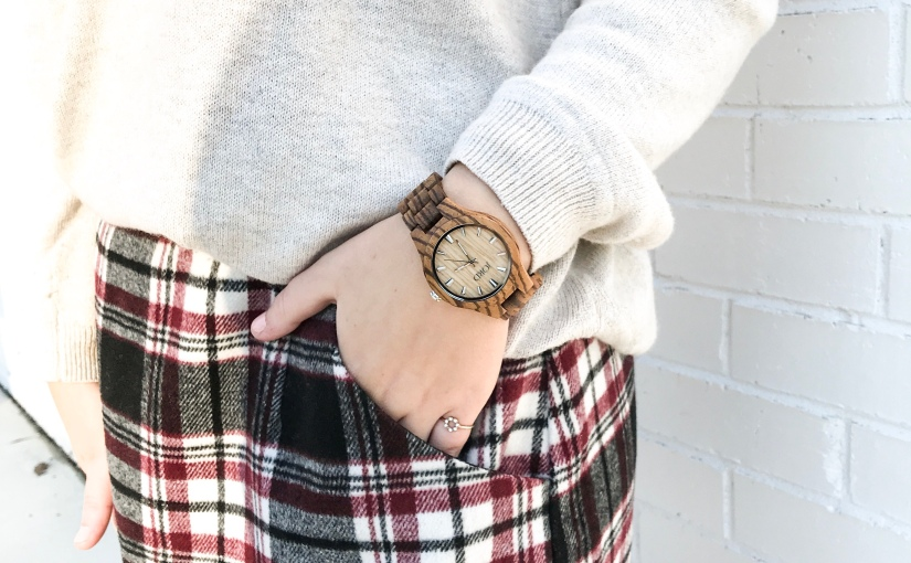 JORD Wooden Watch GIVEAWAY